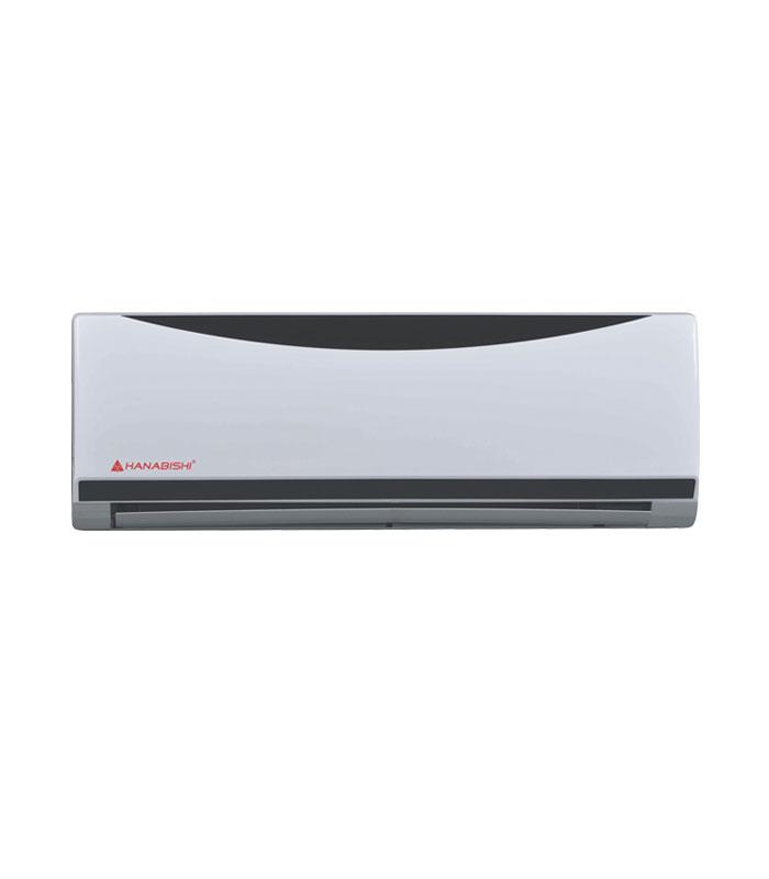 Split type air conditioner hstac 15hp hanabishi for Split type ac