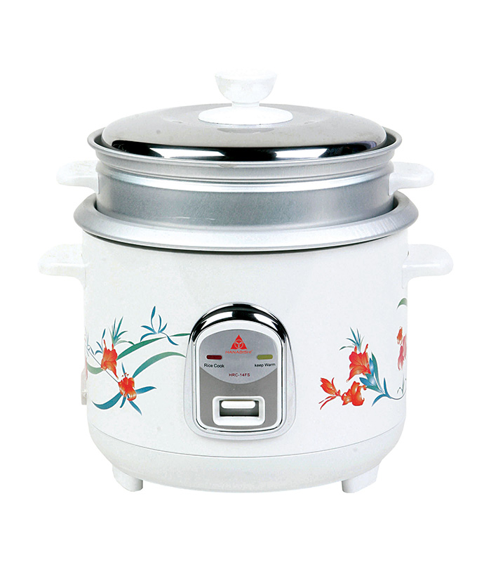 Rice Cooker Hhrc Fs Available In Different Sizes Hanabishi