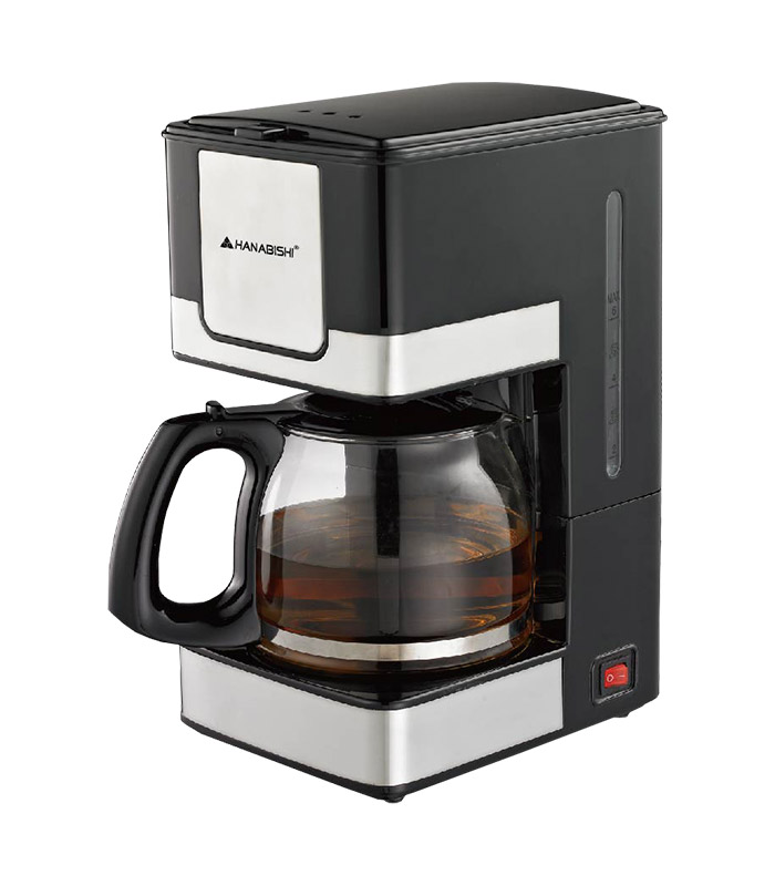 COFFEE MAKER HCM 25XB Hanabishi