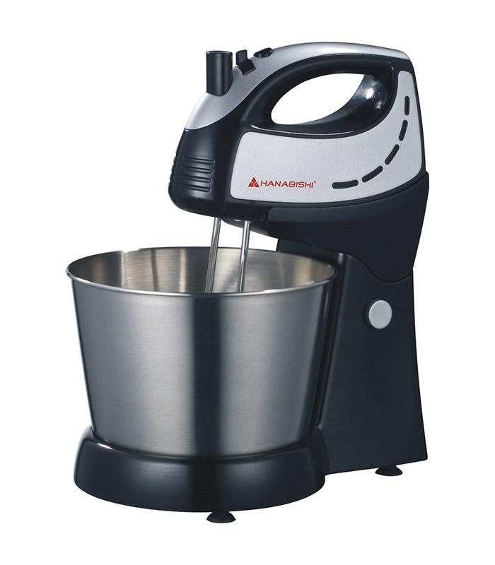 Pottery Electric Hand Mixer ~ Hand mixer hhmb ss hanabishi