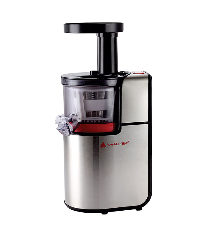 slow juicer hsj 1500 hanabishi rh myhanabishi com Best Juicer On the Market Williams and Sonoma Juicers
