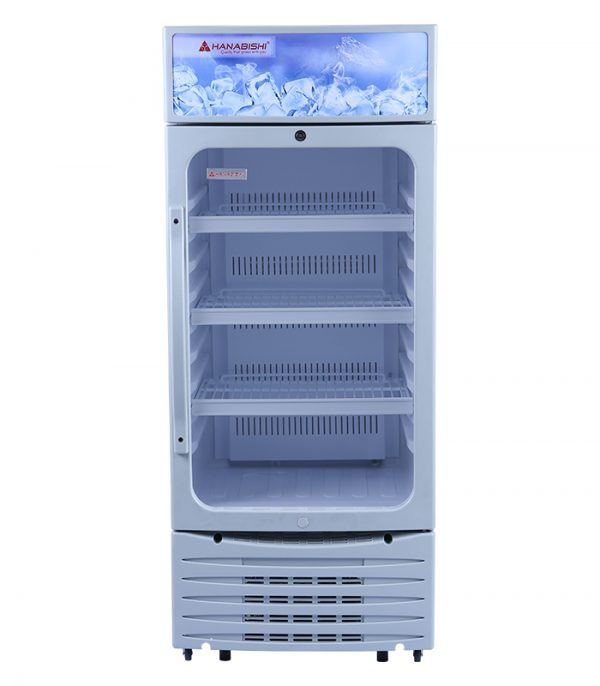 BEVERAGE SHOWCASE CHILLER HBVSCH 6