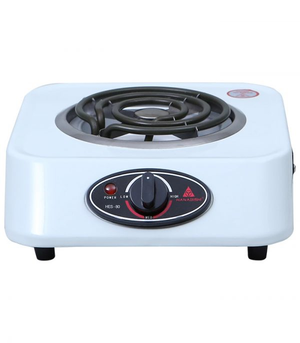 ELECTRIC STOVE HES 80