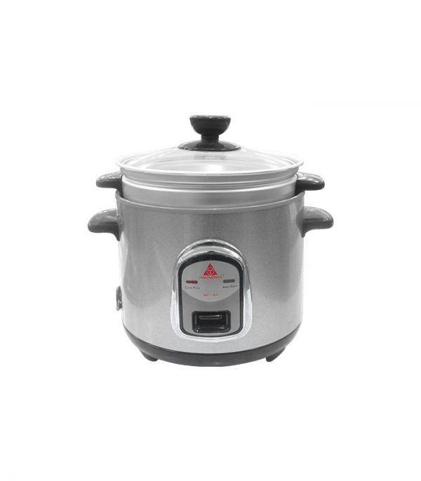 RICE COOKER HHRC SS (available in different sizes)