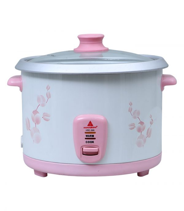RICE COOKER HRC G (available in different sizes)