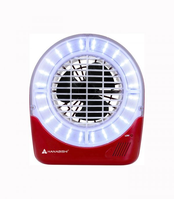 RECHARGEABLE FAN HRF 5USB
