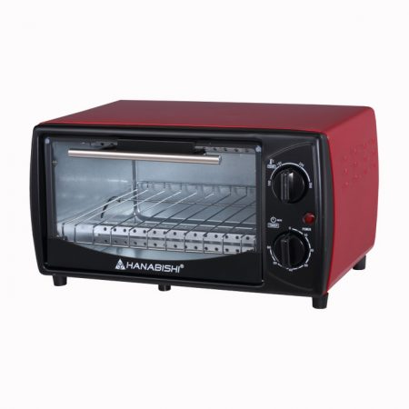 OVEN TOASTER HEO 10RED