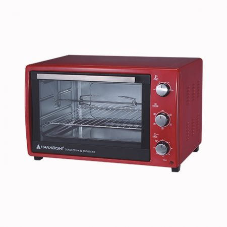 ELECTRIC OVEN HEO-48 RED